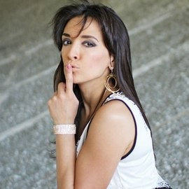 Charming wife Natalia, 34 yrs.old from Dnepropetrovsk, Ukraine