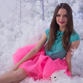 Nice girlfriend Natali, 23 yrs.old from Dnipropetrovsk, Ukraine