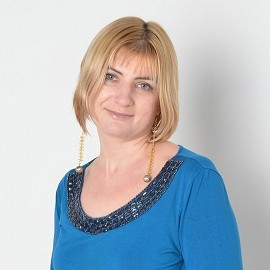 single woman Ilona, 41 yrs.old from Khersonskaya obl, pgt. Novaya Mayachka, Ukraine