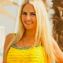 pretty mail order bride Yulia, 23 yrs.old from Odessa, Ukraine