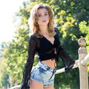 charming mail order bride Alla, 28 yrs.old from Kiev, Ukraine