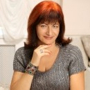 charming wife Elena, 48 yrs.old from Kiev, Ukraine
