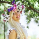 charming girlfriend Oksana, 25 yrs.old from Kiev, Ukraine