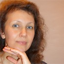 single miss Elena, 47 yrs.old from Kiev, Ukraine