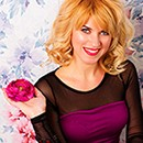 beautiful bride Svetlana, 36 yrs.old from Sumy, Ukraine