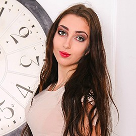 nice mail order bride Anastasiya, 23 yrs.old from Kiev, Ukraine
