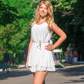 Pretty pen pal Elena, 26 yrs.old from Odessa, Ukraine