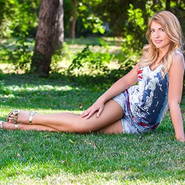Hot lady Elena, 26 yrs.old from Odessa, Ukraine