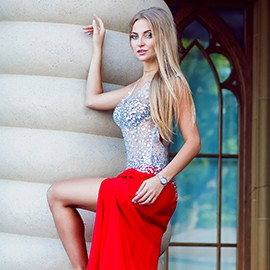 Beautiful girlfriend Yuliya, 25 yrs.old from Kiev, Ukraine