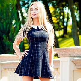 Charming wife Yuliya, 25 yrs.old from Kiev, Ukraine