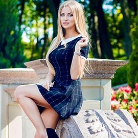 Charming miss Yuliya, 25 yrs.old from Kiev, Ukraine