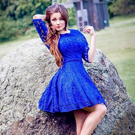 Charming miss Anastasiya, 25 yrs.old from Kiev, Ukraine