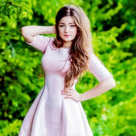Pretty wife Anastasiya, 25 yrs.old from Kiev, Ukraine