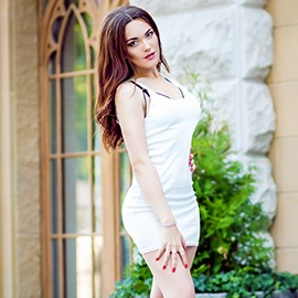 Single miss Olga, 24 yrs.old from Kiev, Ukraine