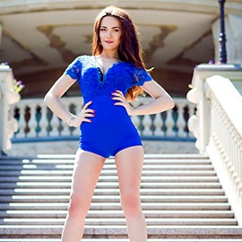 Charming miss Olga, 25 yrs.old from Kiev, Ukraine