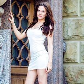 Pretty wife Olga, 25 yrs.old from Kiev, Ukraine