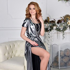 Single girl Alena, 23 yrs.old from Kiev, Ukraine