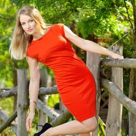Gorgeous mail order bride Yaroslava, 25 yrs.old from Poltava, Ukraine