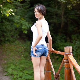 Beautiful mail order bride Inna, 37 yrs.old from Poltava, Ukraine
