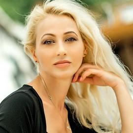 Hot mail order bride Elena, 40 yrs.old from Odessa, Ukraine