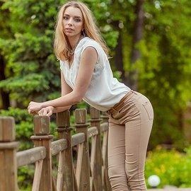 Hot pen pal Anna, 21 yrs.old from Kiev, Ukraine