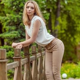 Hot pen pal Anna, 20 yrs.old from Kiev, Ukraine
