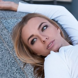 Beautiful wife Anna, 21 yrs.old from Kiev, Ukraine