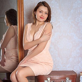 Beautiful mail order bride Kristina, 43 yrs.old from Zaporozhye, Ukraine