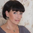 charming mail order bride Anna, 47 yrs.old from Pskov, Russia