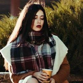 Charming girlfriend Christina, 25 yrs.old from Yaremche, Ukraine