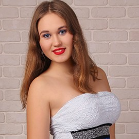 Single mail order bride Kristina, 21 yrs.old from Vinnitsa, Ukraine