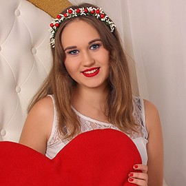 Single girl Kristina, 21 yrs.old from Vinnitsa, Ukraine