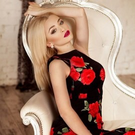 Pretty wife Victoria, 23 yrs.old from Kiev, Ukraine