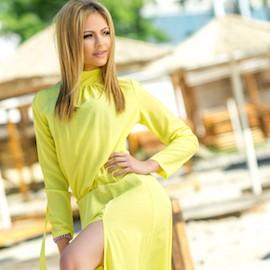 Single girlfriend Anna, 20 yrs.old from Odessa, Ukraine