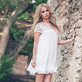 Beautiful bride Anna, 30 yrs.old from Pskov, Russia
