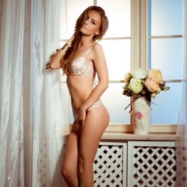 Beautiful lady Irina, 26 yrs.old from Donetsk, Ukraine