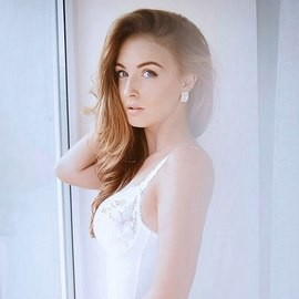 Charming girl Irina, 26 yrs.old from Donetsk, Ukraine