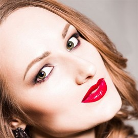 Pretty miss Oksana, 30 yrs.old from Kiev, Ukraine