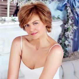 single girlfriend Elena, 48 yrs.old from Kiev, Ukraine