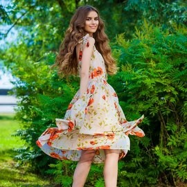 Beautiful bride Lesya, 25 yrs.old from Tomsk, Russia