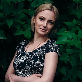 Amazing wife Nataliya, 37 yrs.old from Pskov, Russia