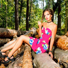 Nice wife Olga, 25 yrs.old from Sumy, Ukraine