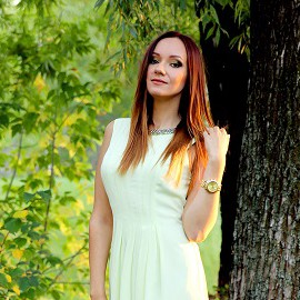 Single pen pal Olga, 28 yrs.old from Kharkov, Ukraine