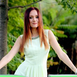 Charming bride Olga, 28 yrs.old from Kharkov, Ukraine
