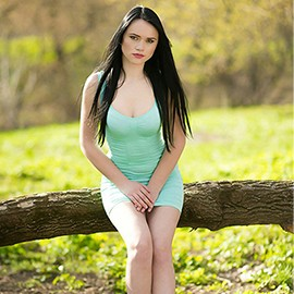Single wife Yana, 22 yrs.old from Lugansk, Ukraine