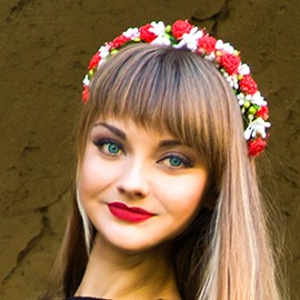 Single bride Yuliya, 25 yrs.old from Vinnitsa, Ukraine