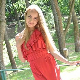 pretty girlfriend Elena, 25 yrs.old from Kharkov, Ukraine