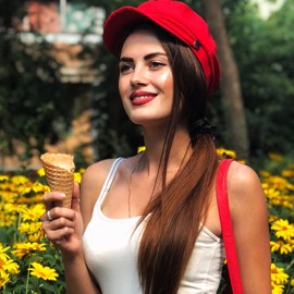 Beautiful woman Ruslana, 25 yrs.old from Kiev, Ukraine