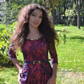 Charming wife Tatyana, 38 yrs.old from Kharkov, Ukraine