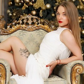 Single mail order bride Alina, 29 yrs.old from Kiev, Ukraine